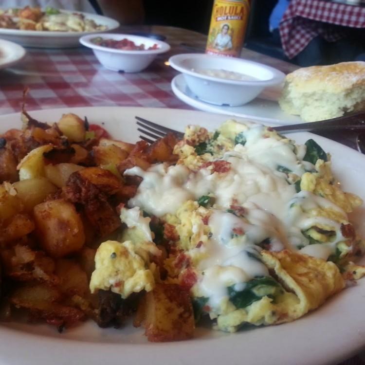 Mo's Egg House Omelet