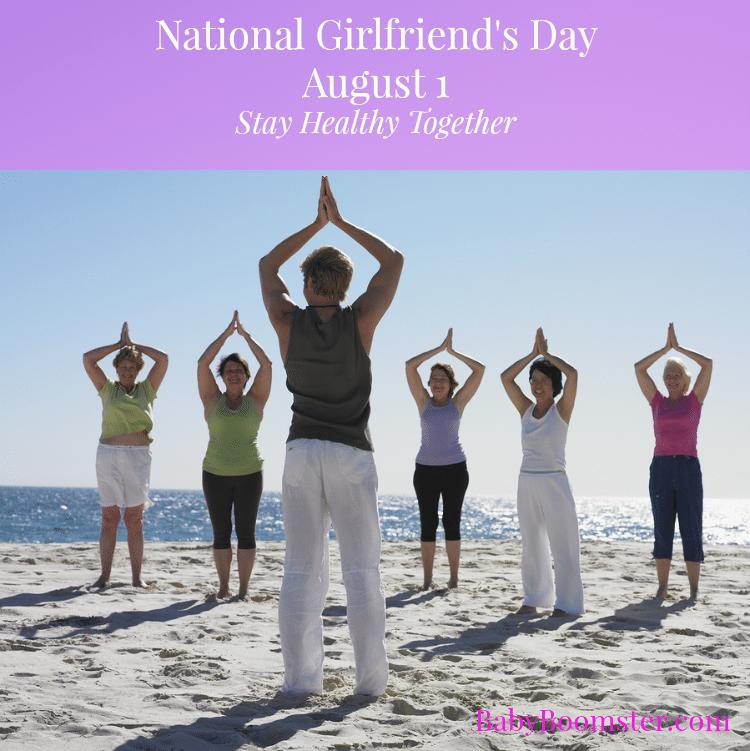 Baby Boomer Women | Women Over 50 | National Girlfriend's Day