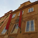 Bijou de Prague Hotel is in the older part of of the old city of #Prague. Czech Republic #CzechRepublic