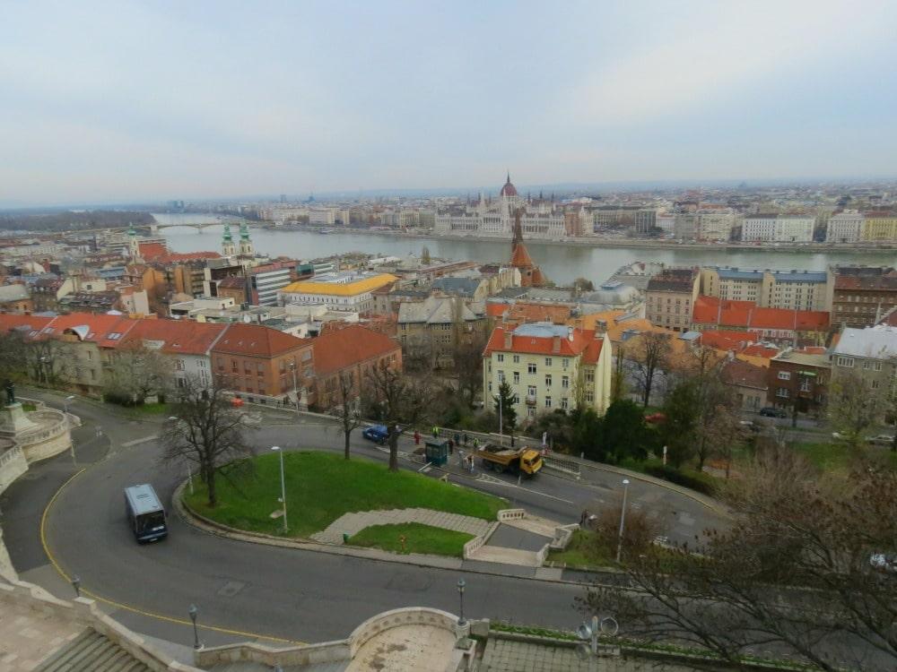 Baby Boomer Travel | Hungary | View of the Danube from Buda - Budapest