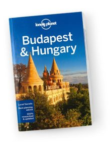 Read about travel to Budapest and Hungry - #guidebook #ad #lonelyplanet