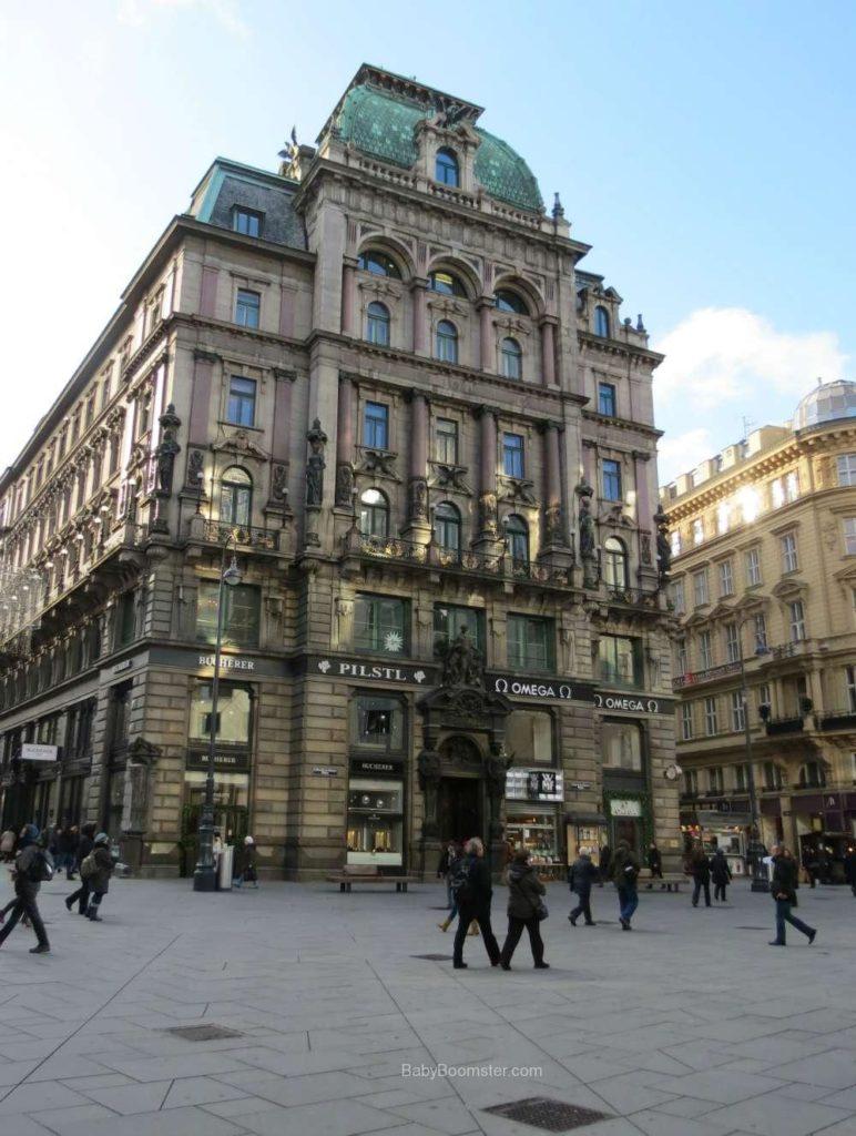 Baby Boomer Travel | Austria | Vienna - building