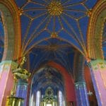 Boomer Travel | Bydgoszcz, Poland | Ceiling Cathedral