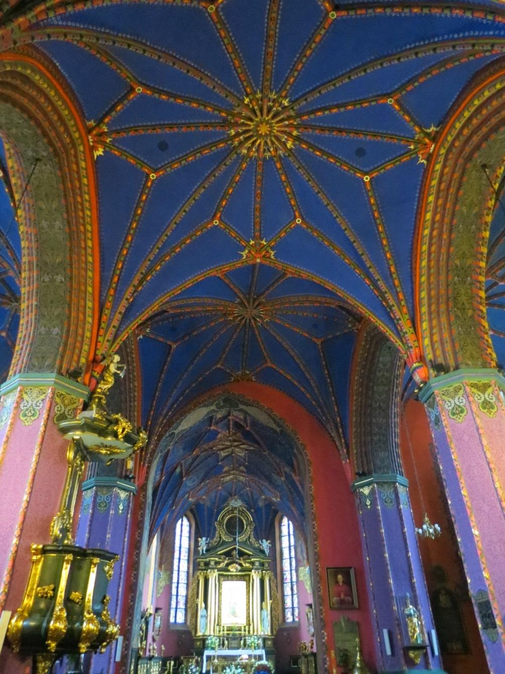 Boomer Travel | Bydgoszcz, Poland | Saint Andrew Bobola's Church