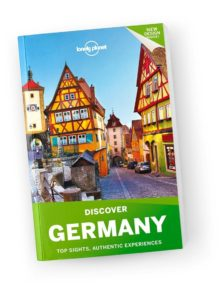 Discover Germany - Lonely Planet Guide Book for Travelers #affiliate