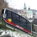 Baby Boomer Travel | Austria | Salzburg - Funicular
