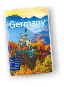 Travel Guide to Germany by Lonely Planet