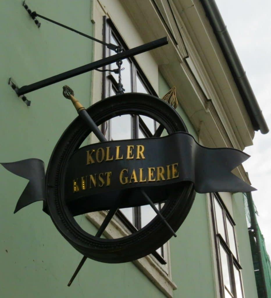 Baby Boomer Travel | Hungary | Koller Kunst Galerie Buda - Budapest