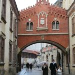 Baby Boomer Travel | Krakow Poland | Bridge - Pijarski Street