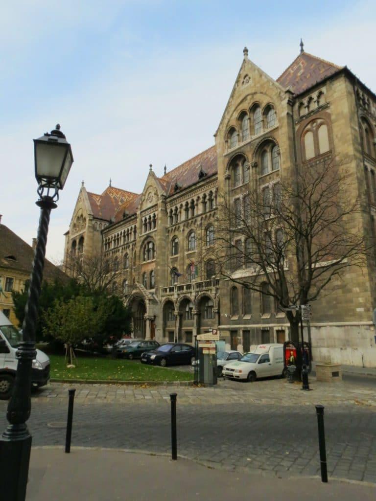 Baby Boomer Travel | Hungary | Lord's Street Building Buda - Budapest