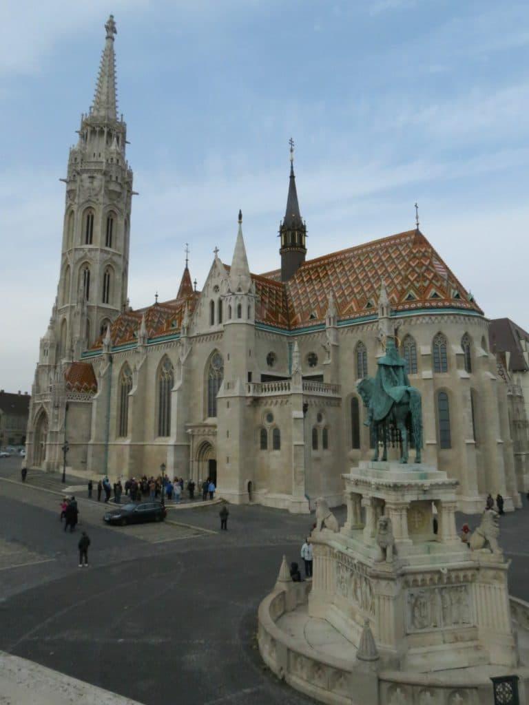 Baby Boomer Travel | Hungary | Matthias Church - Old Town Buda