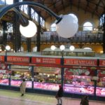 Baby Boomer Travel | Hungary | Great Market Hall Budapest - Meat and Sausages