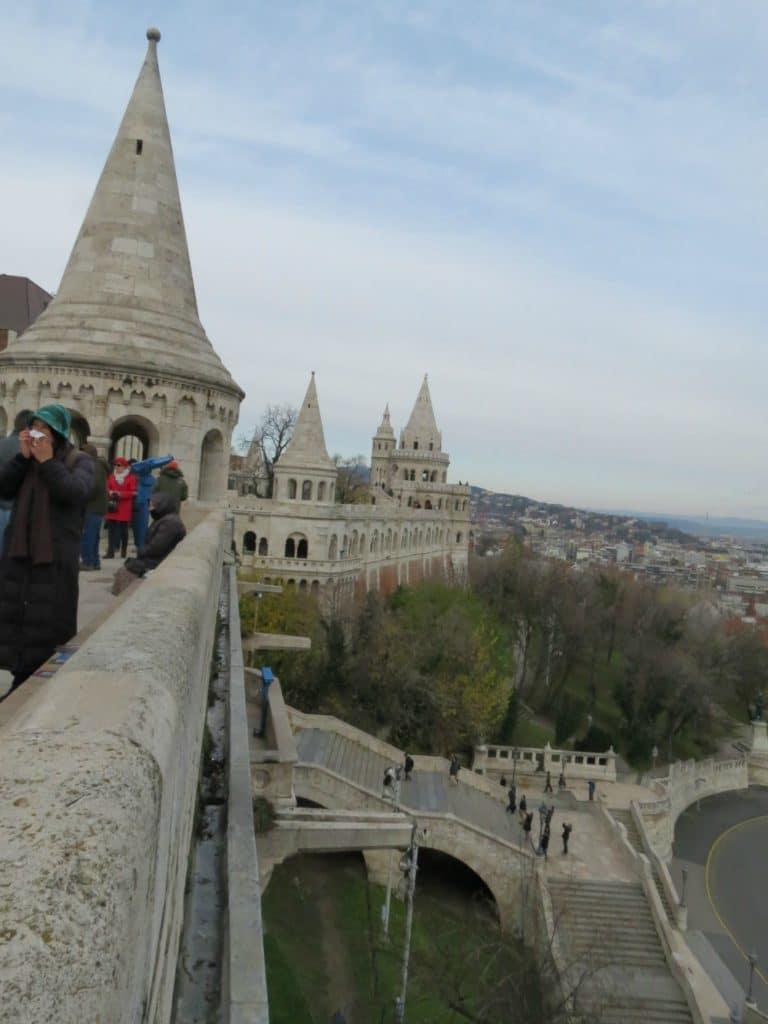 Baby Boomer Travel | Hungary | Fisherman's Bastion - Old Town Buda