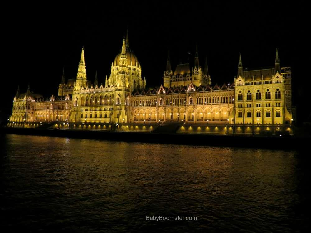 Baby Boomer Travel | Hungary | Parliment - Budapest