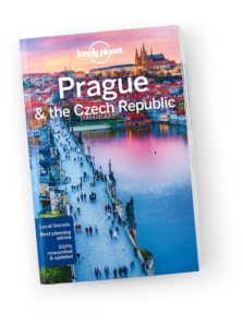 Read about travel to Prague #CzechRepublic #guidebook #ad #lonelyplanet