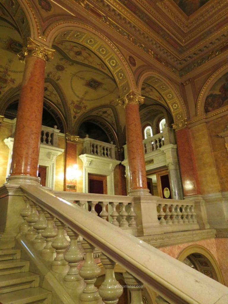 Baby Boomer Travel | Hungary | Hungarian State Opera House - Budapest