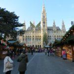 Baby Boomer Travel | Austria | Vienna - Rathausplatz Christmas Market