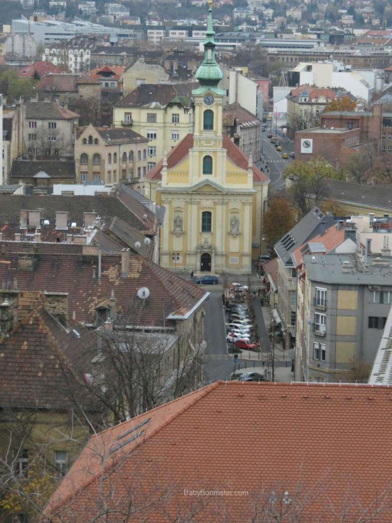 Baby Boomer Travel | Hungary | View of Old Budapest