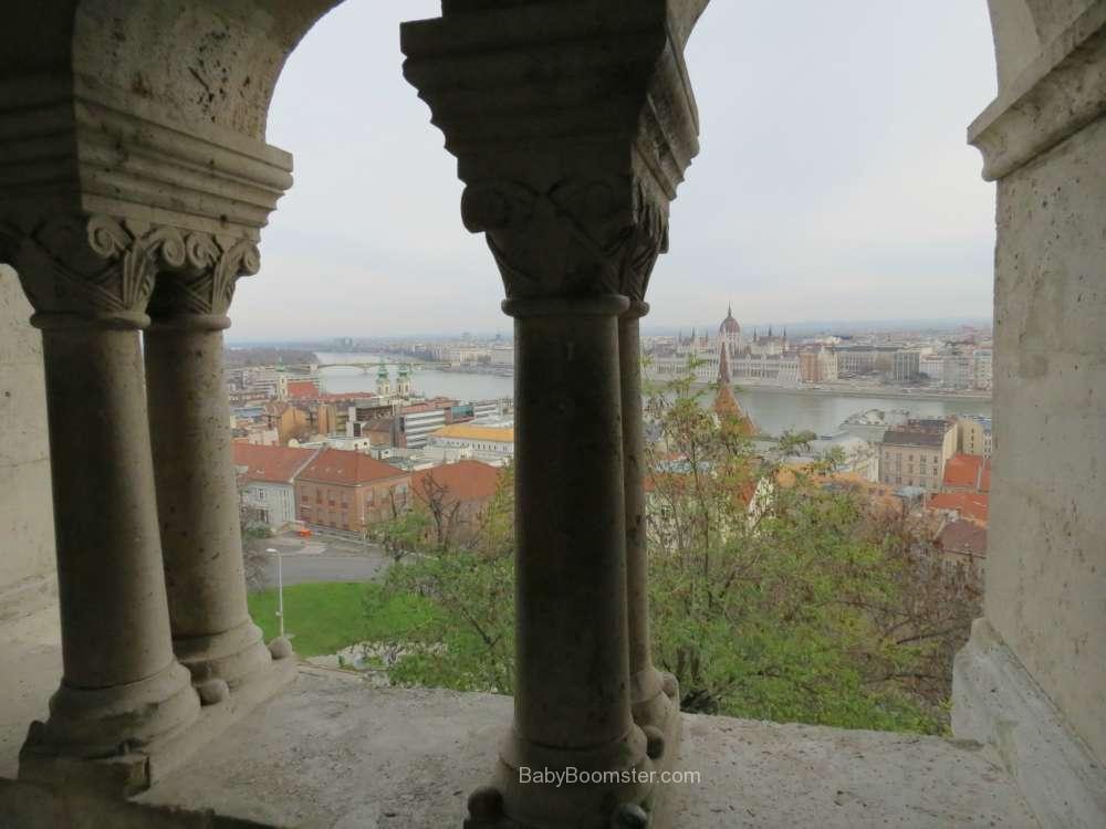 Baby Boomer Travel | Hungary | Fisherman's Bastion - Budapest