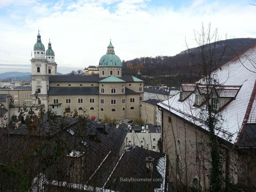 Baby Boomer Travel | Austria | Salzburg View