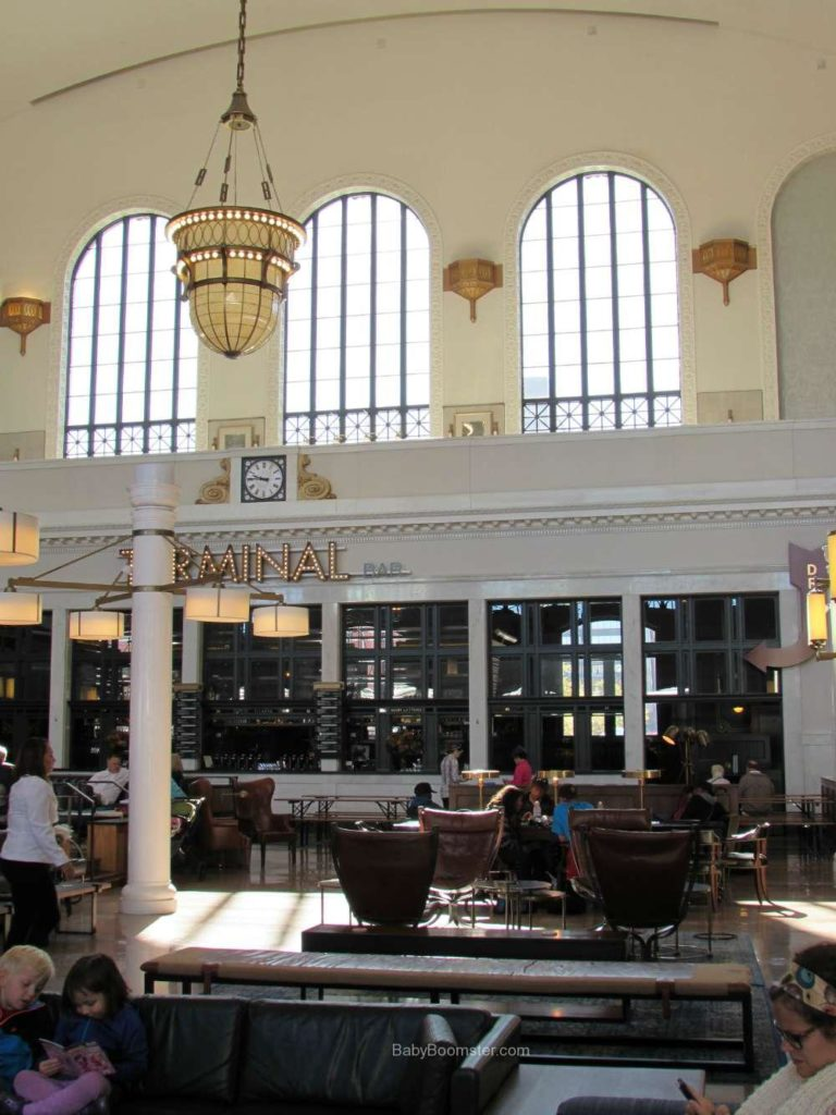 Interior Denver Union Station