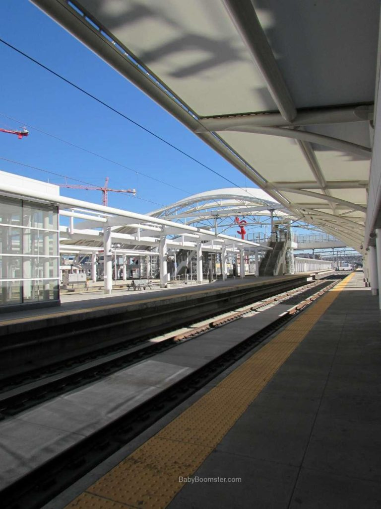 Tracks Denver Union Station