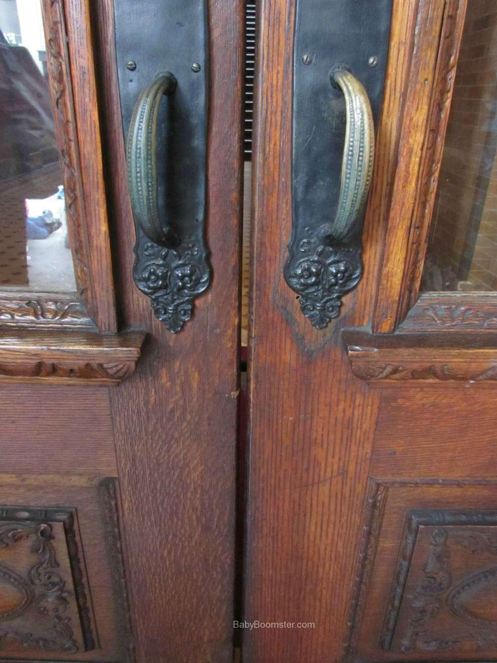 Los Angeles, California | Bradbury Building Doors | Downtown Los Angeles