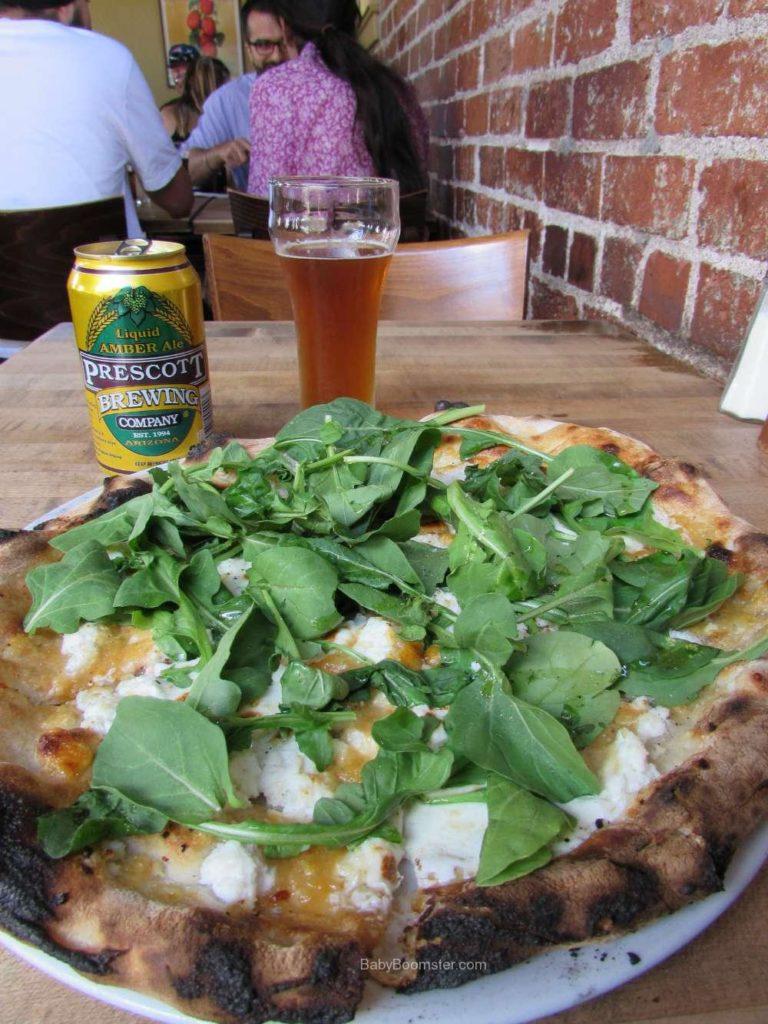 Bianco Verde Pizza