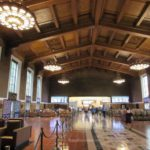 Los Angeles, California | Union Station Lobby - downtown