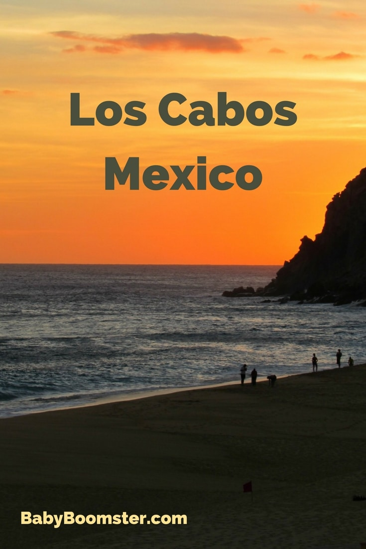 Baby Boomer Travel | Mexico | Los Cabos Sunset