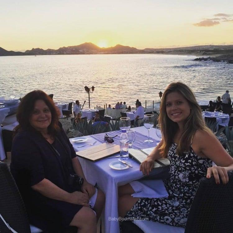 Cabo San Lucas - Sunset da MonaLisa #restaurant #LosCabos #Mexico