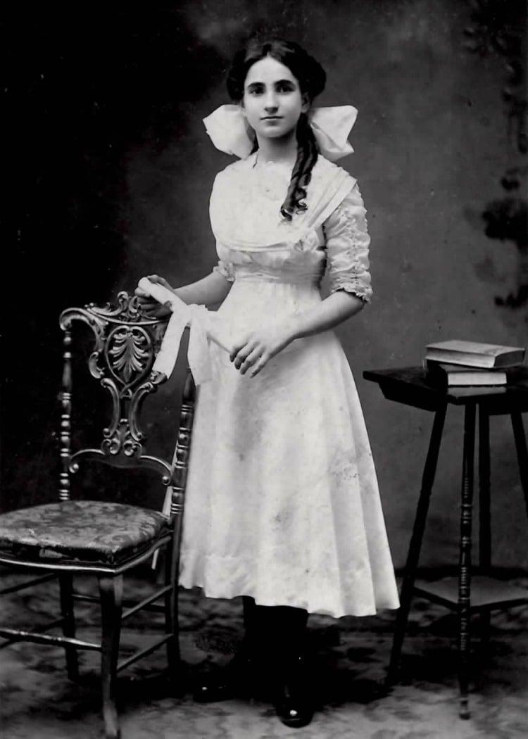 Aunt Sadie 1910