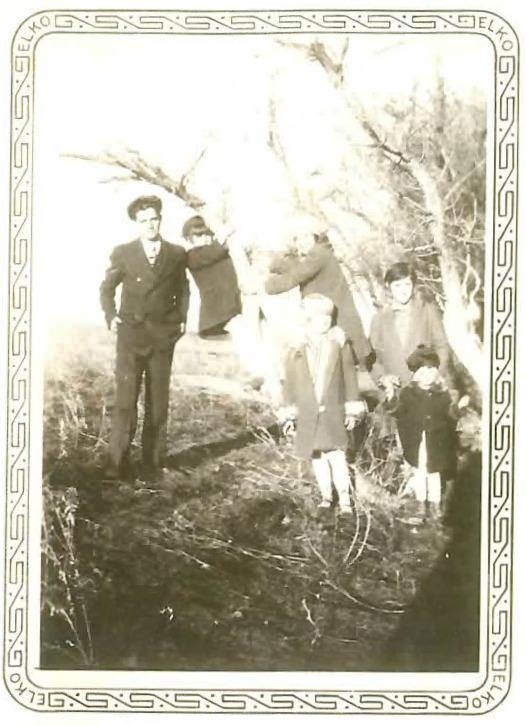 My Mother's Family - Alexei Melinsky