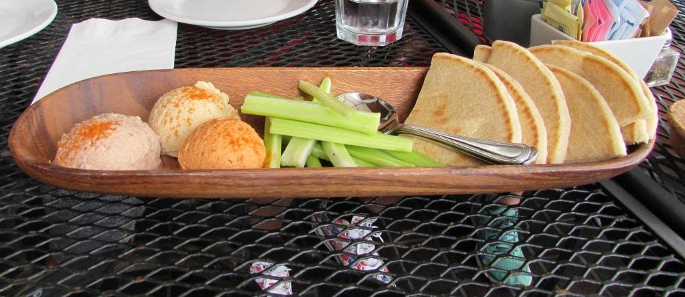 GG's Bistro meal - Laguna Beach