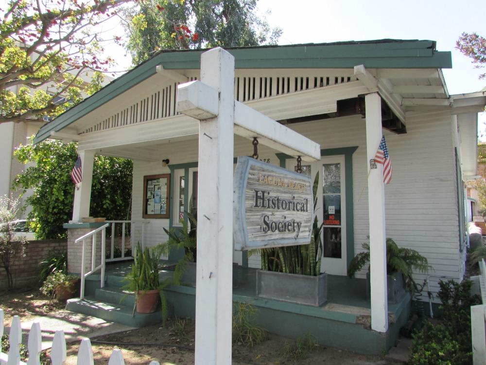 The Laguna Beach Historical Society