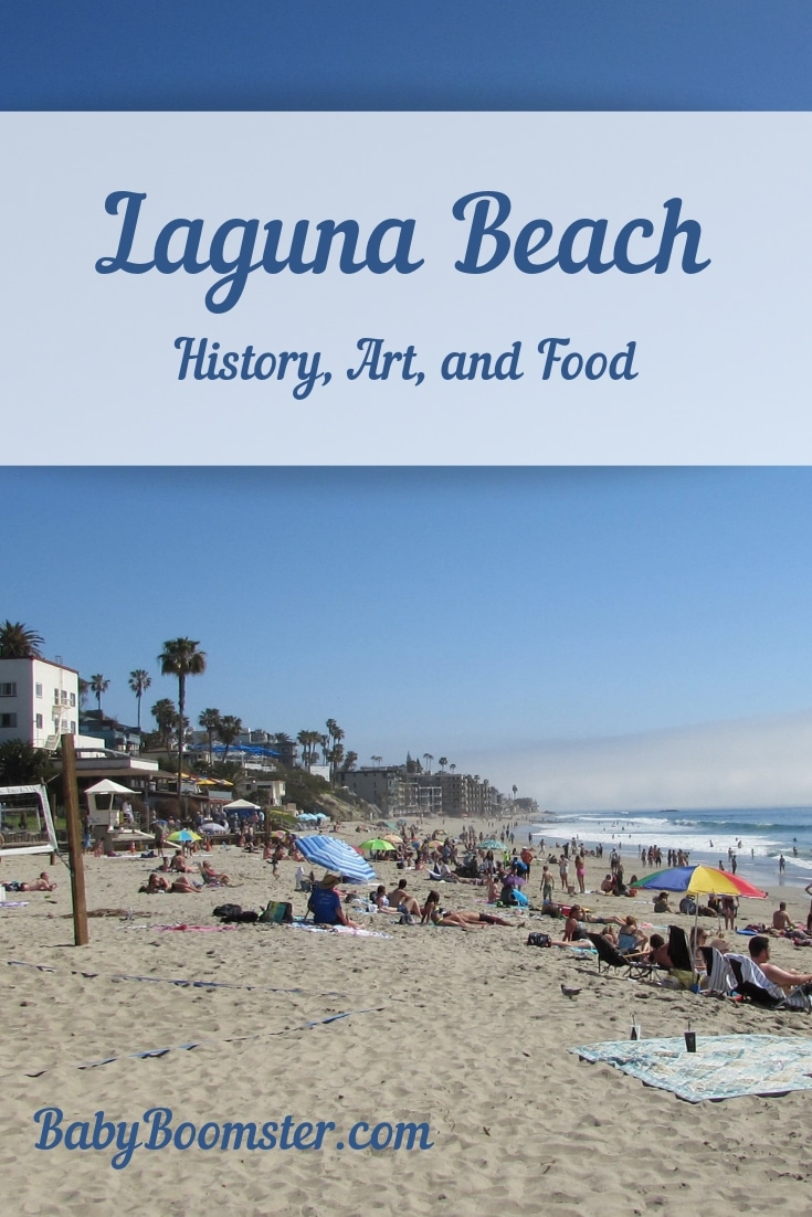 A tour of Laguna Beach - It's history, art and food. What makes this artist's colony unique in Southern California? Find out here. #LagunaBeach #SouthernCalifornia #California #Californiabeach #beachcity #beach #SavorLaguna #FoodTour #travelblogger