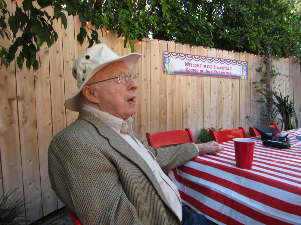 Norman Lloyd - oldest living actor