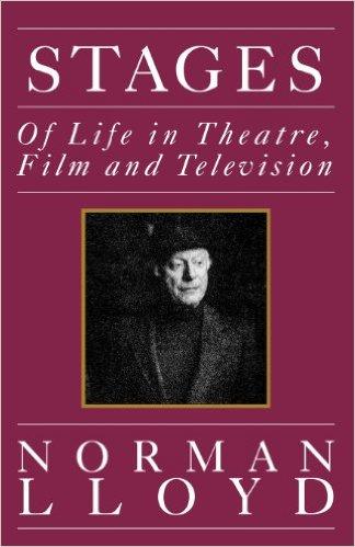 written by Norman Lloyd