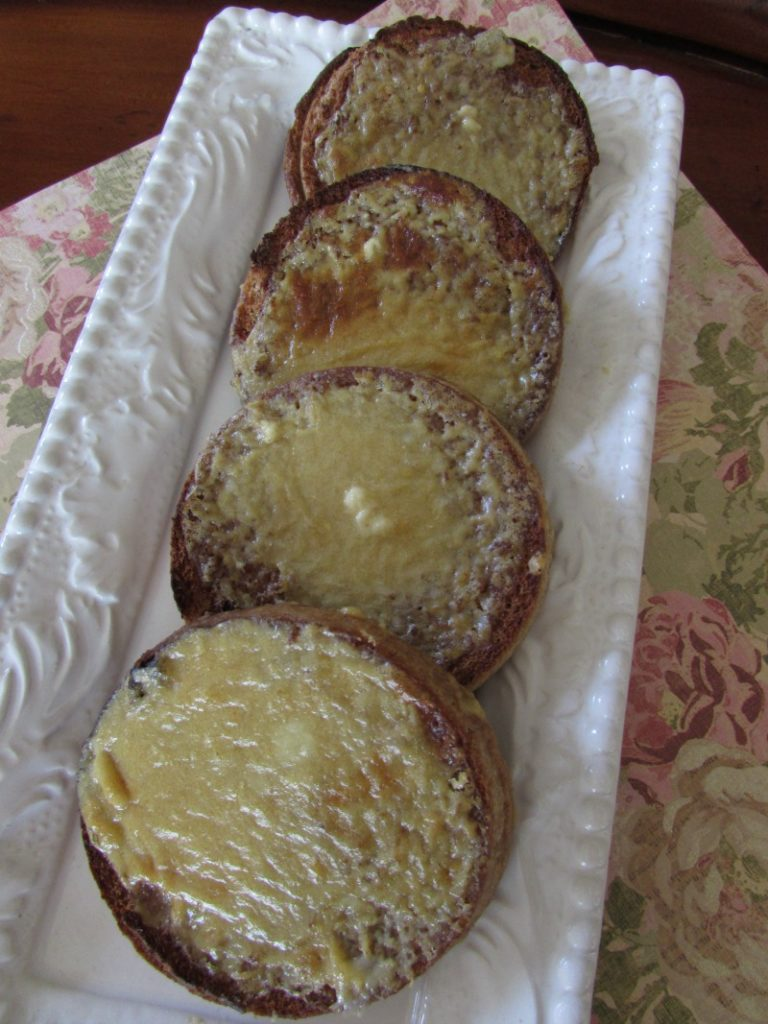 Welsh Rarebit Sandwich