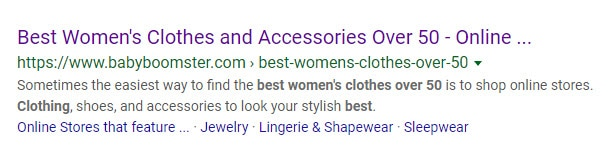 Best Clothes Women Over 50
