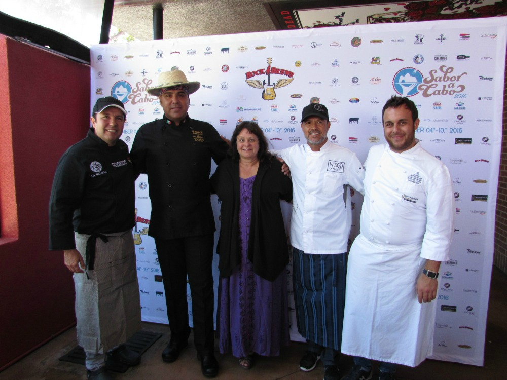 Sabor a Cabo Chefs