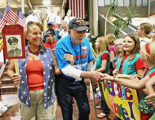 Dad - Honor Flight Grand Junction