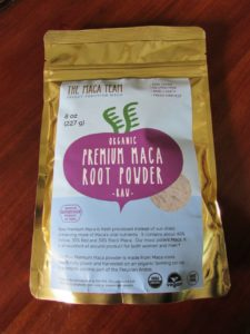 Organic Premium Maca root powder