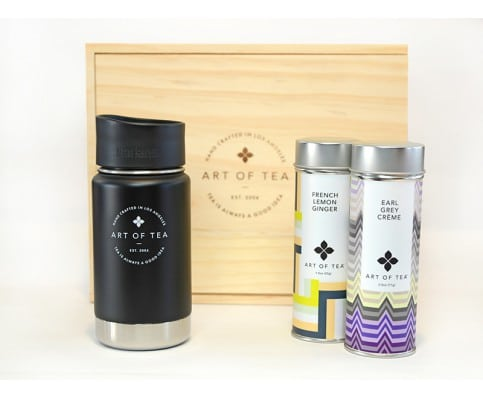 Holiday Gifts - Art of Tea Classics Gift Set - affiliate
