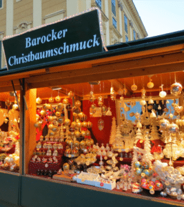 Baby Boomer Travel | Christmas Markets | Decorations - Shoenbrunn Palace