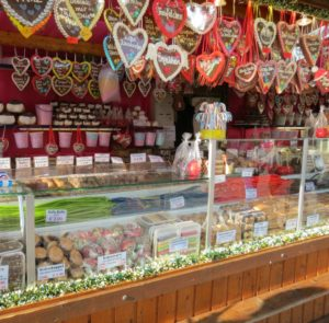 Baby Boomer Travel | Christmas Markets | Gingerbread - Vienna