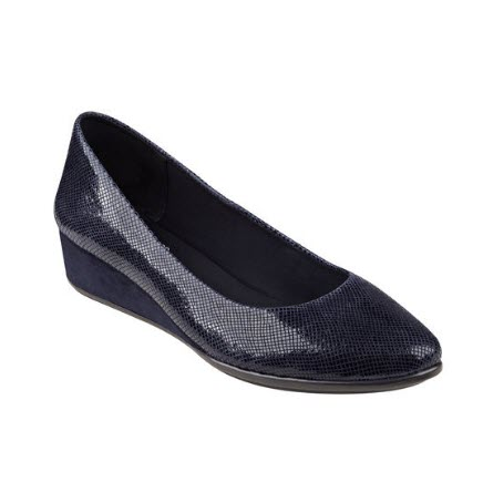 Baby Boomer Travel | Travel Gear | Avery Low Wedges