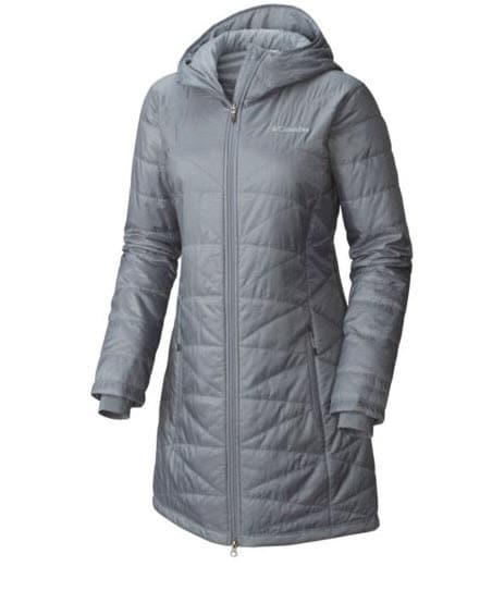 Baby Boomer Travel | Columbia Mighty Lite Insulated Hooded Jacket