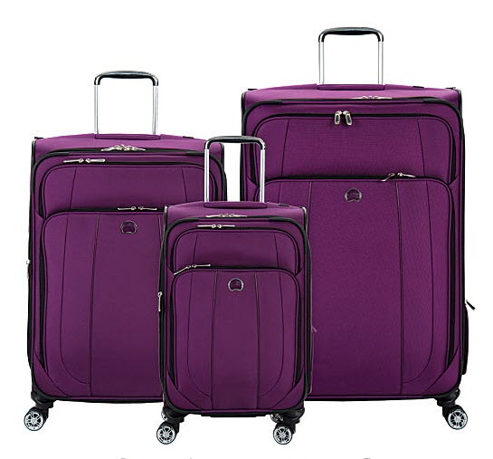 Baby Boomer Travel | Travel Gear | Delsey of Paris Helium Set