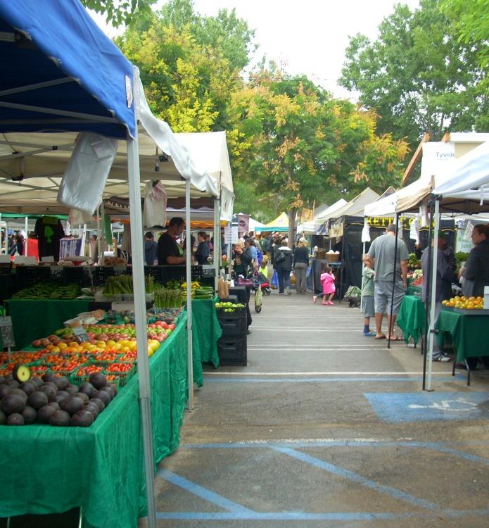Baby Boomer Health | Farmers Market | Calabasas, California